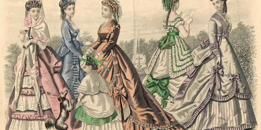 The history of Tailoring and Dressmaking